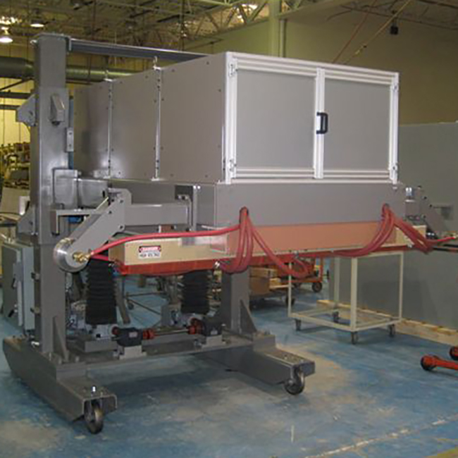 Inductotherm Rail Hardening Systems